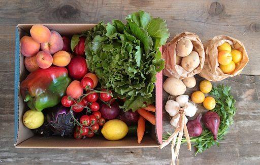 Box di frutta + verdura grande