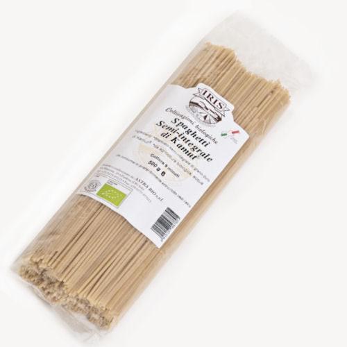 Spaghetti di Kamut semi-integrale