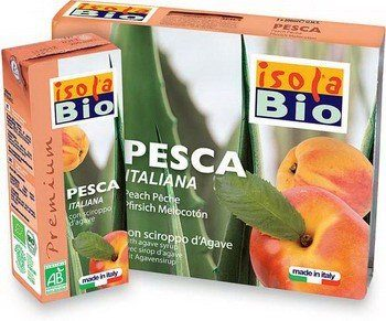 Premium Pesca (200ml x 3)