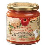 Sugo alle Olive e Tonno