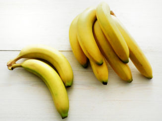 Banane  gialle (mature)  importate