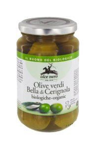 Olive verdi Bella di Cerignola in salamoia