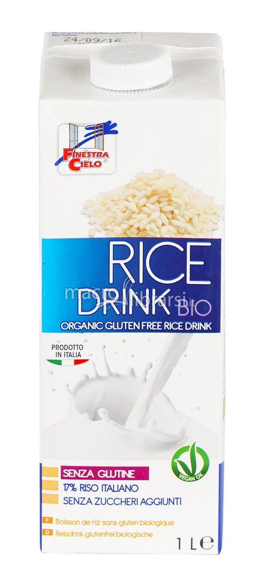 Rice drink bio La Finestra sul Cielo