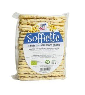 Soffiette di Mais con Sale senza glutine