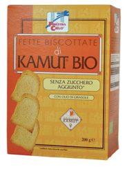 Fette biscottate di Kamut