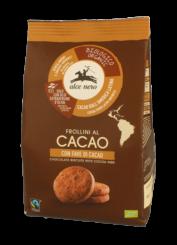 Frollini cacao con fave