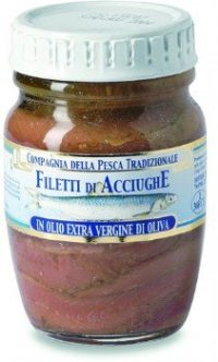 Filetti di acciughe