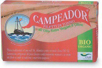 Filetti di tonno in olio evo