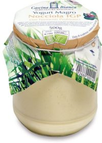 Yogurt intero alla Nocciola IGP Piemonte