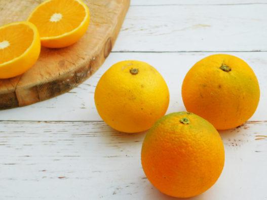 Arance vaniglia - antica varietà