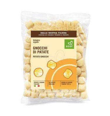 gnocchi di patate Ecor