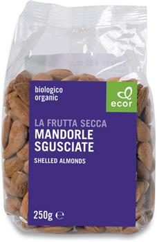 Mandorle di Sicilia sgusciate-Filiera