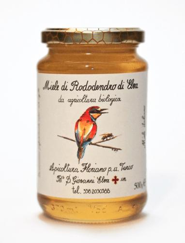 Miele estivo di Rododendro di Alta Montagna - Presidio Slow Food