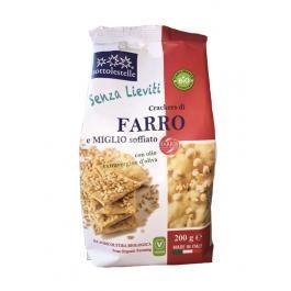 Crackers di farro