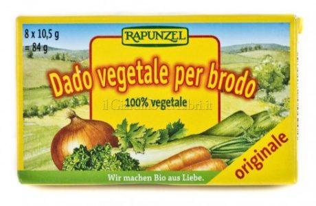 Dado vegetale in cubetti