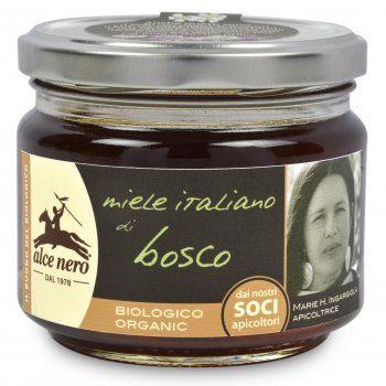 Miele italiano di bosco
