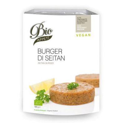 Burger di Seitan