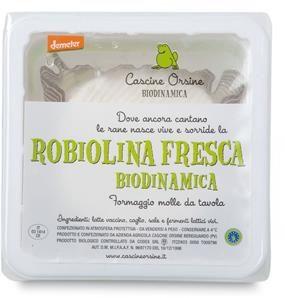 Robiolina fresca Cascine Orsine - Confezionato
