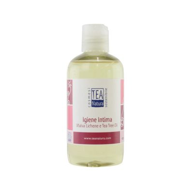 Detergente Intimo - Lichene &Tea Tree Oil