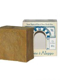 Sapone di Aleppo -16% Olio di Alloro