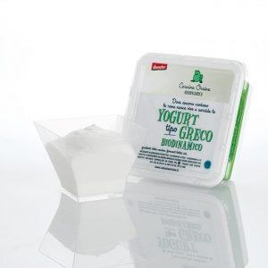 Yogurt greco Cascine Orsine