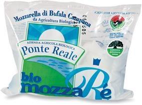 Mozzarella di bufala campana DOP – Confezionato