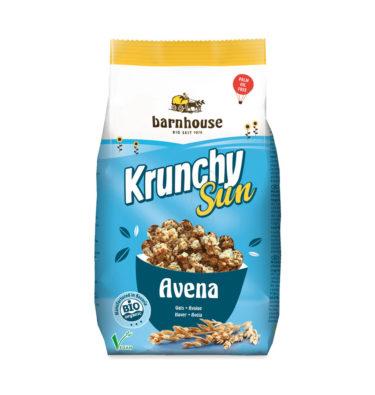 Krunchy-Sun-granola-Avena
