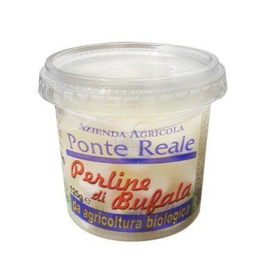 Perline di latte di bufala - Confezionato