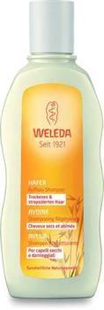 Shampoo ristrutturante all'avena Weleda