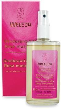 Deodorante Spray ROSA nuova formula Weleda
