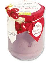 Yogurt magro al Cranberry
