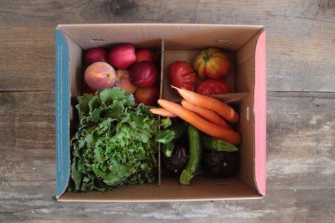 Mini Box di frutta e verdura