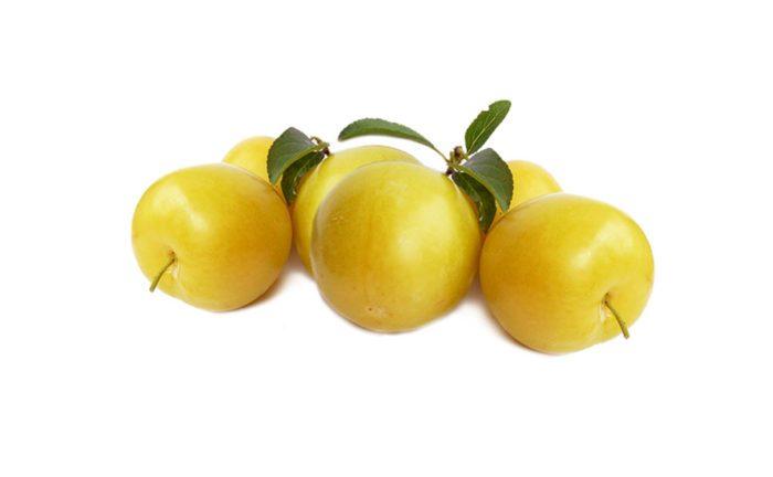 Susine gialle