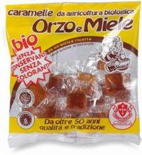 Caramelle Orzo e Miele