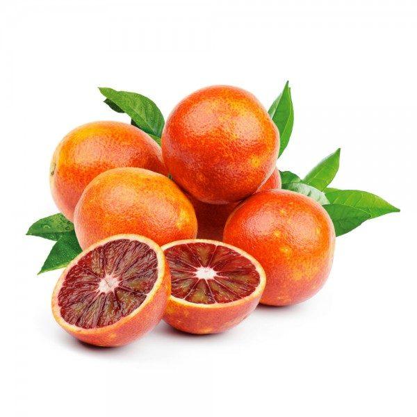 Arance rosse varietà Moro