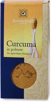 Curcuma essiccata
