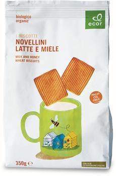 Novellini semintegrali Latte e Miele