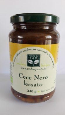 Cece Nero lessato