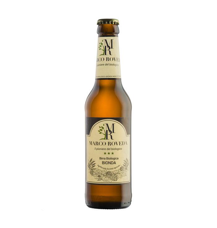 Birra agricola bionda 33 cl