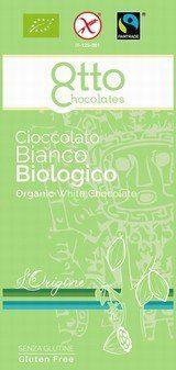 Cioccolato Bianco Biologico