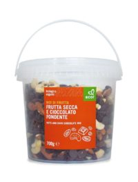 Frutta secca e Cioccolato fondente