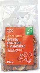 Frutta secca mix Uvetta Anacardi e Mandorle