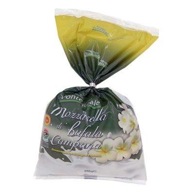 Mozzarella di Bufala campana DOP ciuffo
