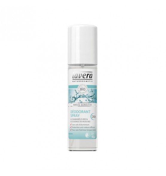 Deodorante spray Lavera