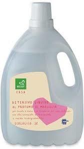 Liquido per lavatrice con olio essenziale di Lavanda