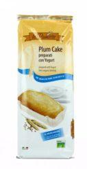 Plum cake con Yogurt