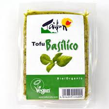 Tofu al Basilico