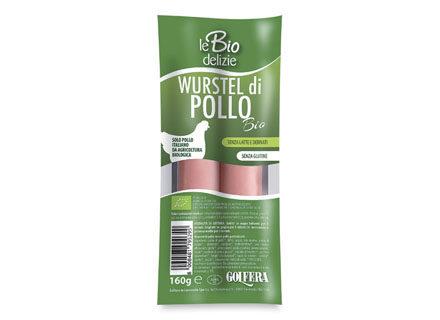 Wurstel di Pollo BioDelizie