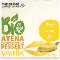 Avena dessert Vaniglia