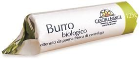 Burro in rotolino Cascina Bianca
